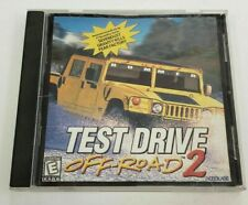 Test Drive Off -Road 2 PC CD-ROM Game Accolade Windows DISC ONLY #G384
