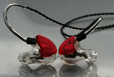 Custom Molded In Ear Monitors Dual Driver IEM's by EarTech Music- Great Sound