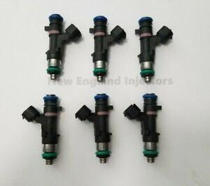 Reman Bosch OEM 0280158007 Fuel Injectors (6) Nissan Frontier Pathfinder Xterra