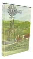 The Sandhills Beckon - by Maxine Bridgeman Isackson - First Edition HC 1976