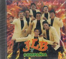 JLB Y Compania A Ritmo De Cumbia  CD New Sealed