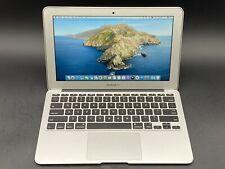 "2014 11"" Apple MacBook Air Intel i5 1.4GHz 4GB 128GB SSD MD711LL/B Low Cycles"