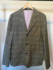 Brooklyn Industries Men's Putty Plaid Sport Coat