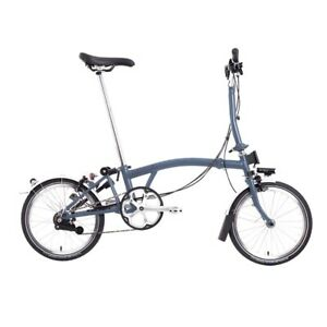 Brompton M6L Cloud Blue - LIMITED STOCK - 🌎 Shipping!! TRUSTED 🌎 SELLER