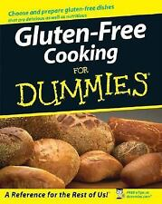 Gluten-Free Cooking for Dummies by Danna Korn and Connie Sarros (2008,...