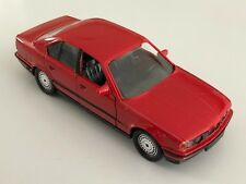 Rare Schabak 1:43 BMW M5 E34 in Red with Black Interior Part # 1158
