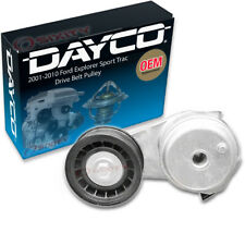 Dayco Drive Belt Pulley for 2001-2010 Ford Explorer Sport Trac 4.0L V6 - zb