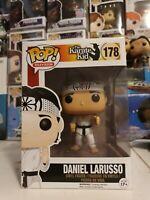 Funko POP! Vinyl #178 Daniel Larusso - Karate Kid - Box Damaged Vaulted