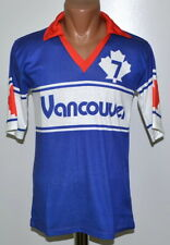 VANCOUVER CANADA 1970`S FOOTBALL SHIRT JERSEY #7 RETRO REPLICA SIZE S ADULT