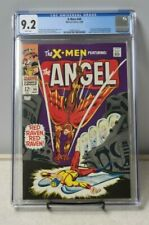 X-Men 44 (Uncanny, 1968)  CGC 9.2  * 1st Appearance of Red Raven in Silver Age *