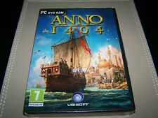 ANNO 1404 PC DVD **New & Sealed** (Marks)