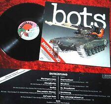 LP Bots: Entrüstung (1981)