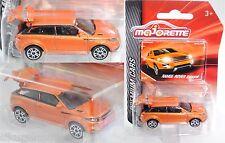 Majorette 212053052 Range Rover Evoque Orange sammlerflyer 1:59 premium Cars