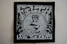"Filth Cloth Patch Sew On Badge Crust Doom Punk Rock Music Approx. 4""X4"" (CP34)"
