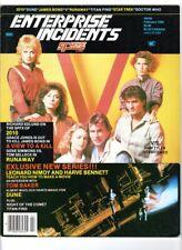 WoW! Enterprise Incidents #26  Night Of The Comet! Titan Find! 2010 SPFX! 007!