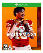 Madden Nfl 20 - Standard Edition Used Sealed (Microsoft Xbox One, 2019)