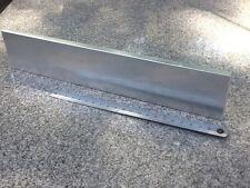Aluminium Platte Alu Aluplatte Aluprofil 59/9 x 305mm