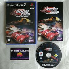 Jeu Room Zoom Race For Impact Playstation 2 PS2 Complet CIB PAL - Floto Games