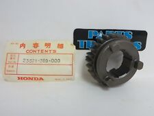 NOS Genuine Honda Counter Shaft Top Gear 26T CB360 CL360 23521-369-000