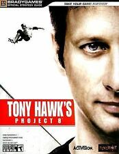 Tony Hawk's Project 8 Official Strategy Guide (Bradygames Signature Series)