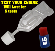 Vehicle combustion leak tester Block, Cylinder Head, Gasket to Diesel and Petrol