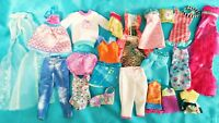 Large Lot of Contemporary Barbie and Other Fashion Doll Clothes S-9 See Photos!