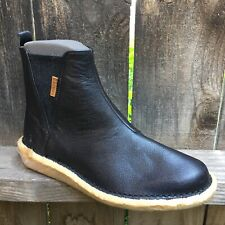 El Naturalista Womens Booties 7 Ankle Boots 37 Eco Earth Friendly Shoes