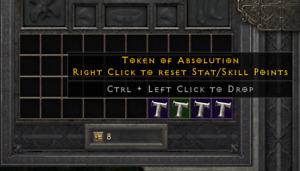 Diablo 2: Resurrected Token of Absolution Softcore D2R PC US EU Asia D2:R