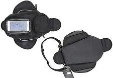 Magnetic Motorcycle Motorbike Oil Fuel Tank Bag Universal For Phones Waterproof