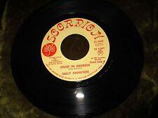 VG+ RADIO PROMO SALLY HAMILTON I WANT TO GO BACK TO SLEEP Country 45- Nashville