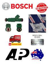 6 X GENUINE BOSCH 42lb INJECTORS 0280155968 440cc GREEN EA-EL AU BA BF XR6 LS1