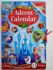 DISNEY STORYBOOK COLLECTION ADVENT CALENDAR 2019 WITH 24 BOOKS CHRISTMAS *NEW*