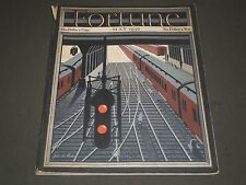 1936 MAY FORTUNE MAGAZINE - GREAT COVER & ADS - F 75