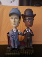Star Trek The Next Generation Holodeck Data & La Forge Bobbleheads Bif Bang Pow