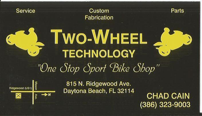Two-Wheel Technology