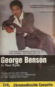 George Benson-In Your Eyes Cassette.1983 Warner Bros 92 3744 4.Lady Love Me+