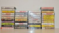 Country Music Cassette Tapes LOT OF 46  Alabama, Garth Brooks, Shania Twain