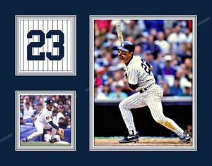 DON MATTINGLY Photo Picture Collage NEW YORK YANKEES NY Poster 8x10 11x14 16x20