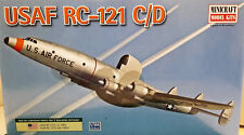 1/144 Scale Minicraft Models 'USAF RC-121 C/D' Kit #14645