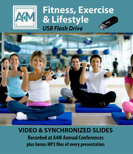 Fitness, Exercise & Lifestyle - A4M conference recordings