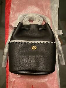 *NEW* Authentic COACH Lora Bucket Bag With Whipstitch Detail 2020