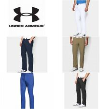 Under Armour Mens Matchplay Golf Pant Trousers Tapered Leg Golf Trousers