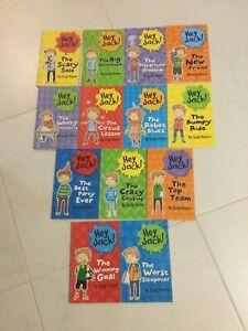 Hey Jack Books by Sally Rippin - Bulk Lot (13 Books)