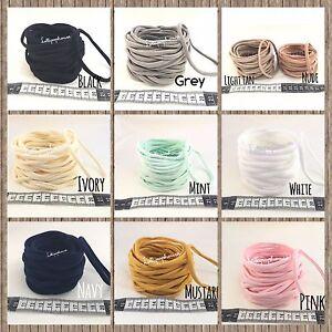 Thin 50 Pieces - Wholesale Nylon Headbands Elastic One Size bulk nylon headbands