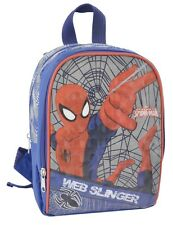 Sac Sac À Dos Cartable SpiderMan original Marvel taille L 20 cm xh 27 x W 7 cm