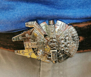 Star Wars Millennium Falcon Belt Buckle