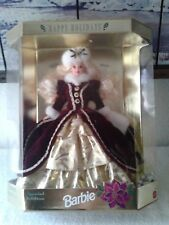 1996 Happy Holiday Barbie Doll, Christmas Holiday Special Edition