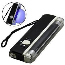 US SELLER ~ Handheld Portable UV Blacklight 6 Inch Flashlight ~ Free Shipping