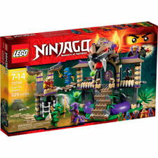 Ninja Multi-Coloured Ninjago LEGO Buidling Toys