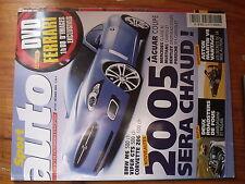 $$ Revue Sport auto N°517 BMW M6  Viper GTS  Corvette Z06  Aston Martin V8 Vanta